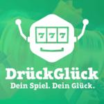 DrückGlück Logo Casinozentrum Deutsch