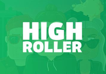 High Roller Casino Logo