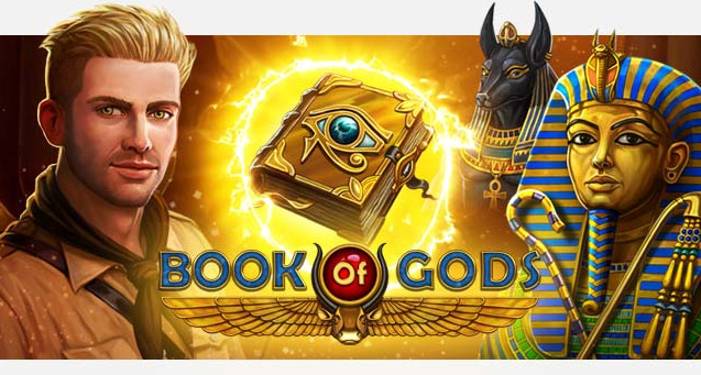 Book of Gods Titelbild