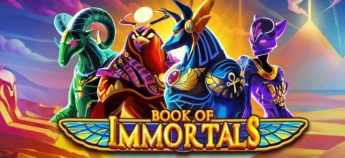 Book of Immortals Titelbild
