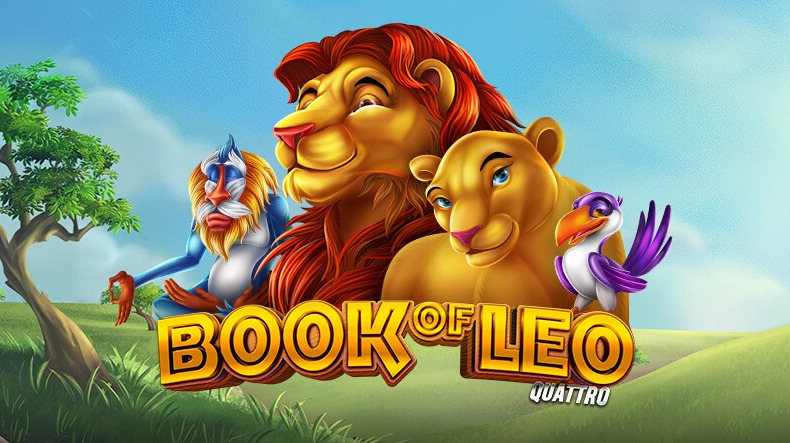 Book of Leo Titelbild