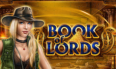 Book of Lords Titelbild