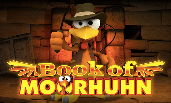 Book of Moorhuhn Titelbild