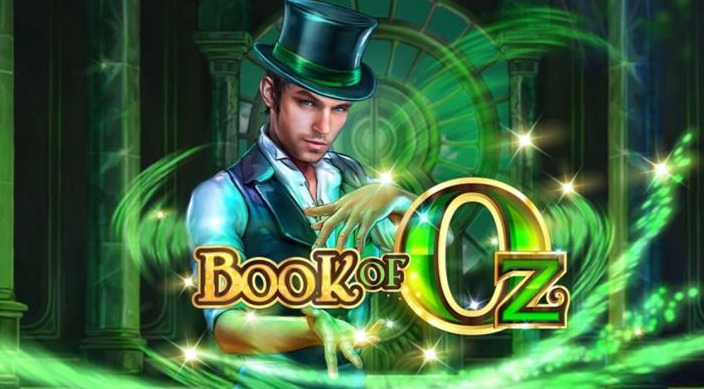 Book of Oz Titelbild