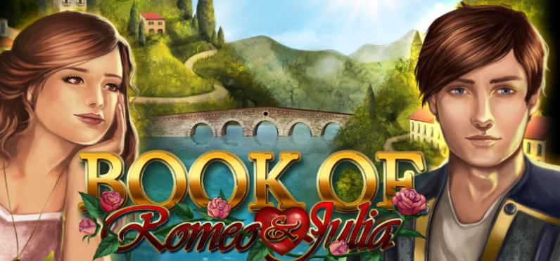 Book of Romeo und Julia Titelbild
