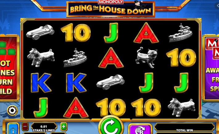 Monopoly – Bring the House down Screenshot